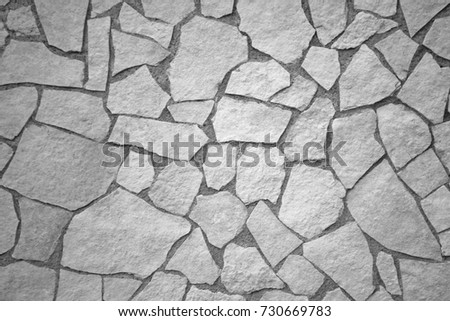 Background Of Gray Rocks. Gray background. Old Gray Stones.
