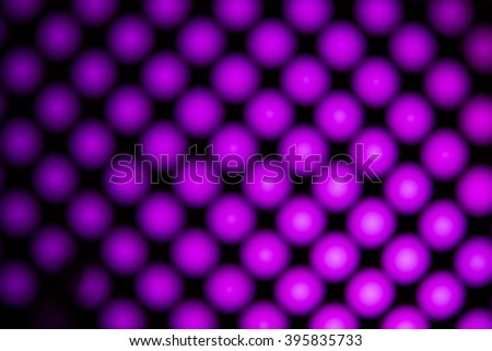 Background of multiples pink and purple dots