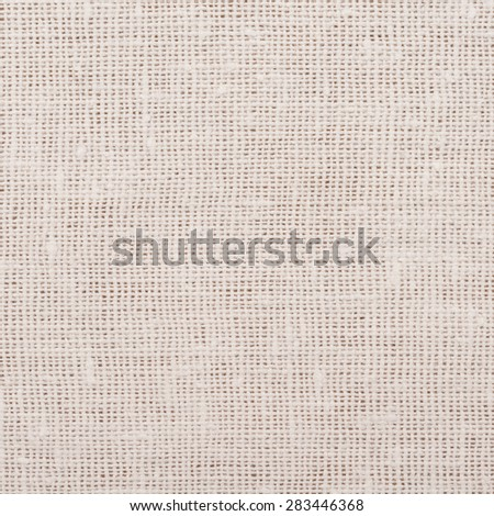 Background of natural cotton fabric