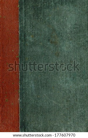 background of old book cover - stock photo