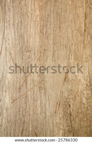 background of old brown wood - stock photo