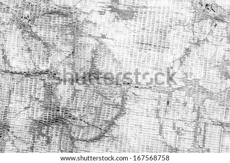 background of old dirty white cloth