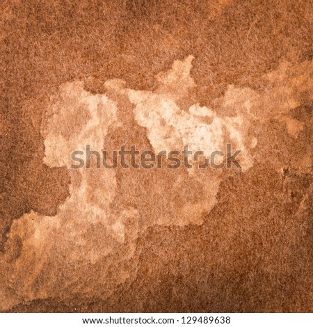 background of old paper - stock photo