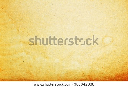 Background of old paper. - stock photo