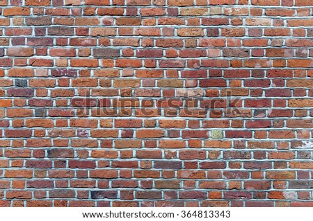 Background of old vintage castle brick wall