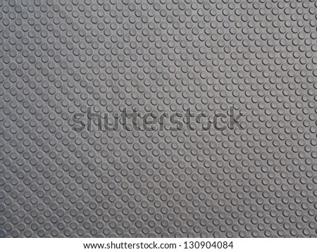 Background of rubber or linoleum - stock photo