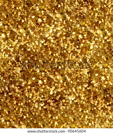 background of sequins closeup