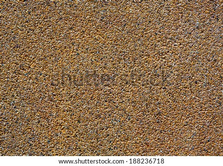 Background of small stones. - stock photo