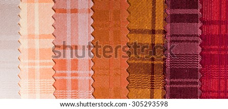 Background of textile texture. Macro