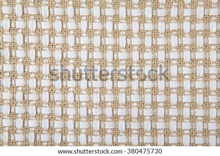 Background of textile texture. Macro - stock photo
