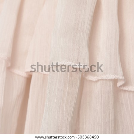 Background of texture chiffon