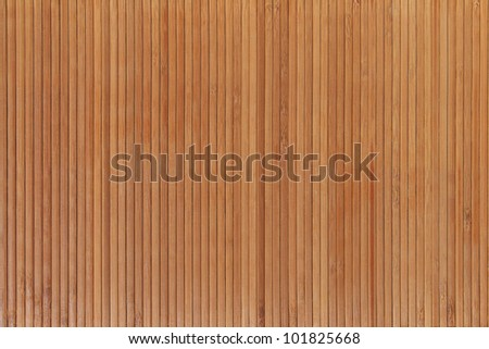 Background of thin twigs in a bamboo napkin - stock photo