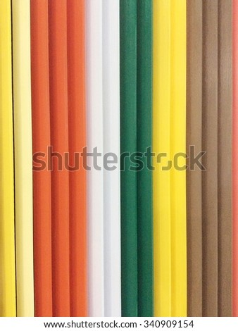 background of vertical wooden slats painted
