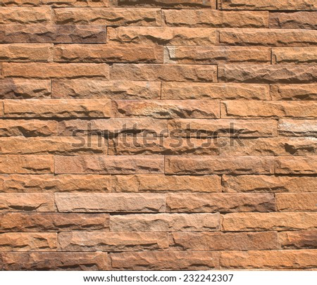 Background of white stone wall
