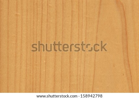 background of wood grain from Hard Maple, Acer saccharum, aka as Sugar Maple, Rock Maple, from Northeastern North America - stock photo