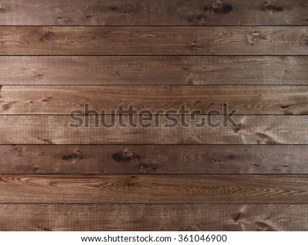 Background of wooden planks. Aged and worn boards. 3D render. - stock photo