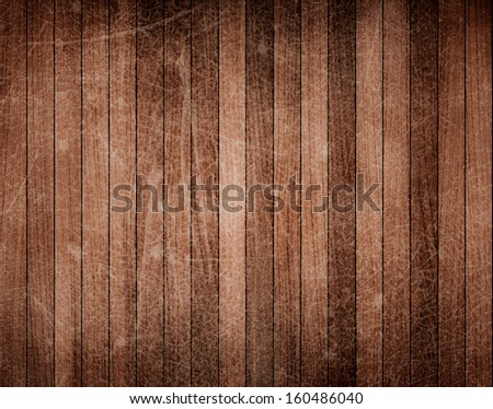 Background of wooden wall - stock photo
