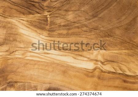Background olive wood. Vintage wood background - stock photo