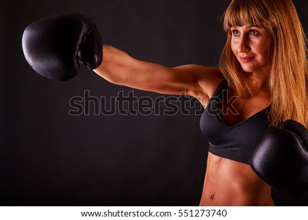 background on women's fitness