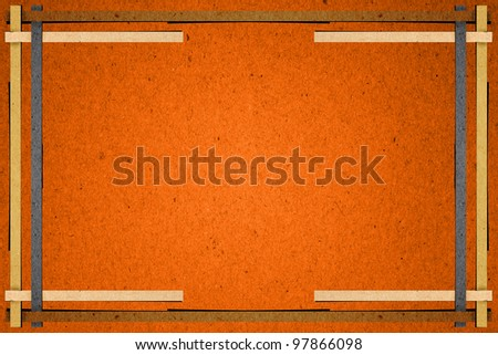 Background paper color - stock photo