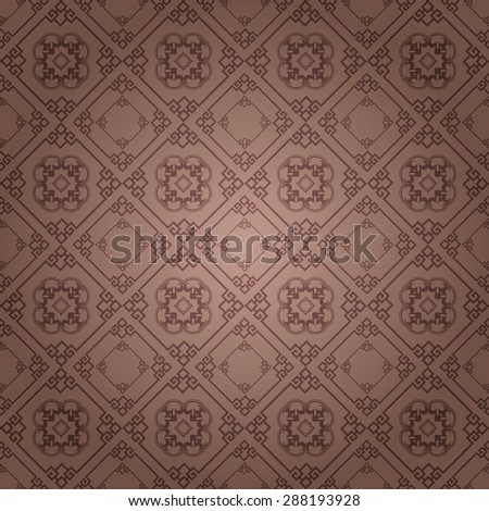 Background pattern. Asian style texture: Chinese, Japanese, Indian. Geometric pattern. Modern wallpaper for your design. Wallpaper pattern
