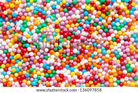 Background Rainbow Colored multicolored - stock photo