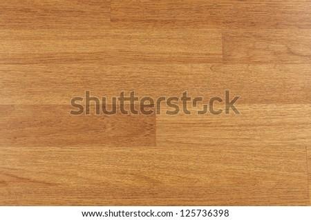 Background series : Laminate floor - stock photo
