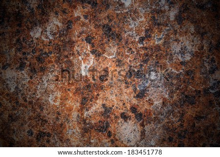Background,steel old plate