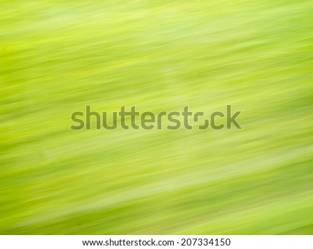 Background texture abstract of blur grass fast moved. - stock photo