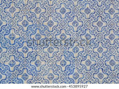 Background, texture. Colorful tiles