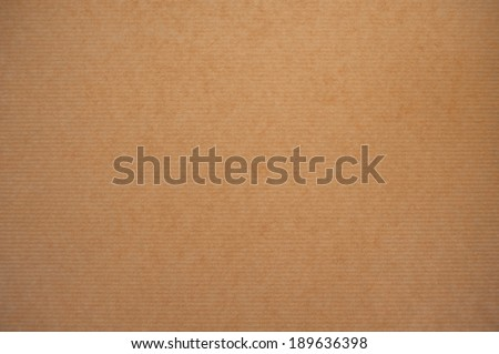 Background texture of brown paper - stock photo