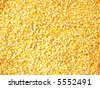 Background Texture of Loose Corn Kernels - stock photo