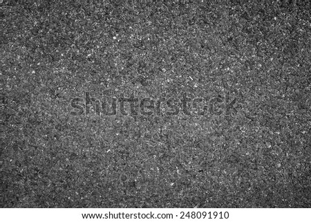 background texture of rough asphalt - stock photo