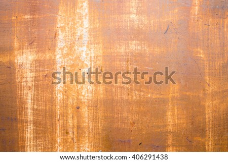 Background texture of Rusted steel - stock photo