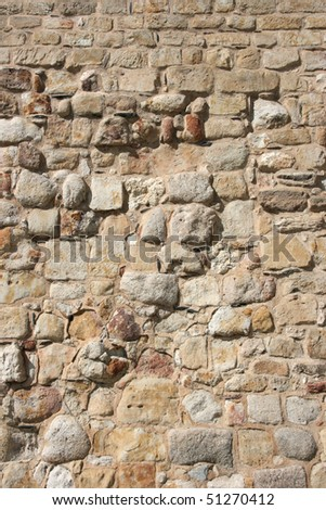 Background texture of stone wall. Abstract pattern photo.