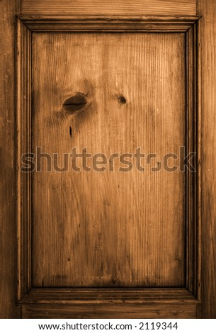 Background Texture Wood sepia - stock photo