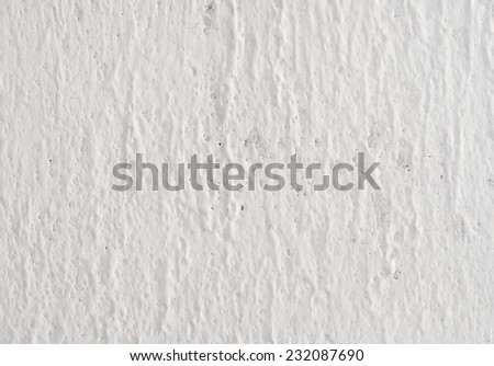 Background. The old white-washed walls with different shades - stock photo