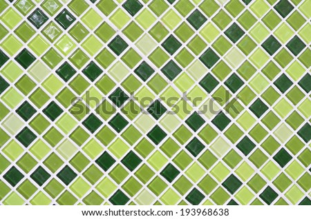 Background wall tiles - stock photo