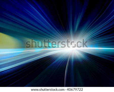 Background wallpaper abstract illustration of motion blur