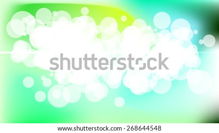 Background with bokeh. Raster 2  - stock photo