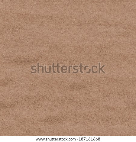 Background with brown texture, velvet fabric, full frame, close-up - stock photo