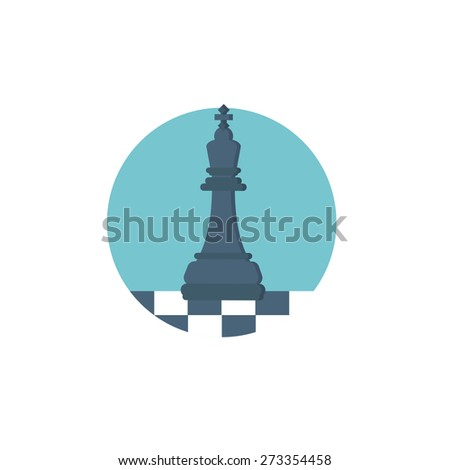 Background with chess, business and company strategy. Development and planning. Management. - stock photo