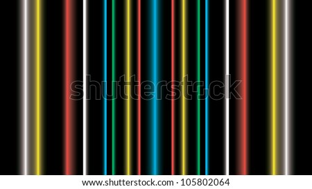 background with color vertical lines