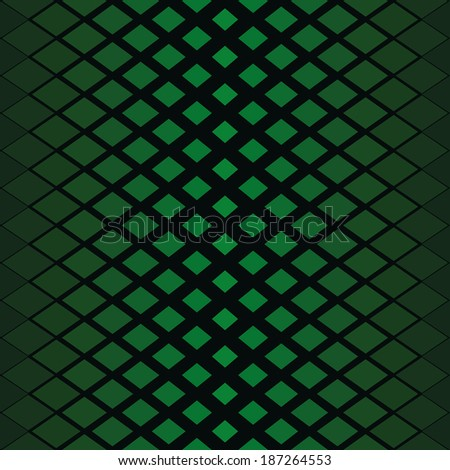 background with green elements, geometric design, illustration
