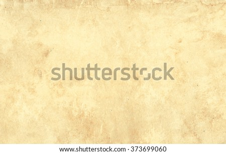 Background with grunge texture of the old, soiled paper  - stock photo