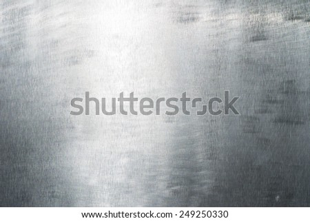 background with metal texture - stock photo