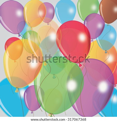 background with multicolored balloons air balloons air balloons air balloons air balloons air balloons air balloons air balloons air balloons air balloons air balloons air balloons air balloons  - stock photo