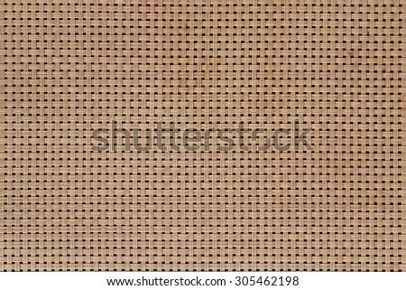 background  Wood weave - stock photo