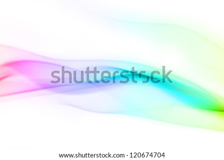 Backgrounds Abstract wave - stock photo