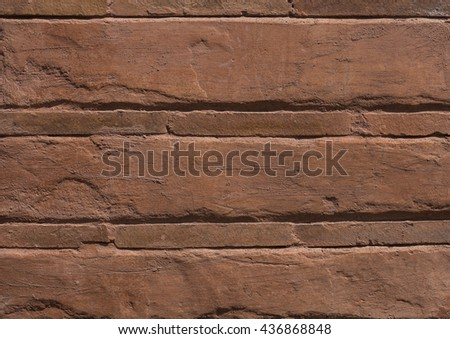 Backgrounds and texture concept - stone floor or wall